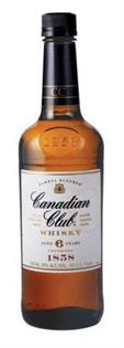Canadian Club Canadian Whisky 6 Year 750ml